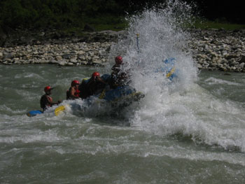 Bheri River Rafting & Fishing Trip