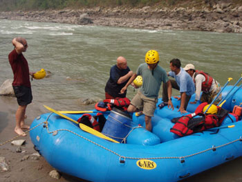 Lower Kali Gandaki River Rafting