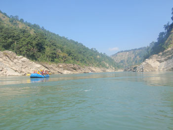 Seti River: Nepal's Warmest River